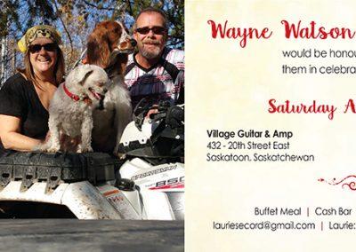 Laurie Secord - Wedding Invites