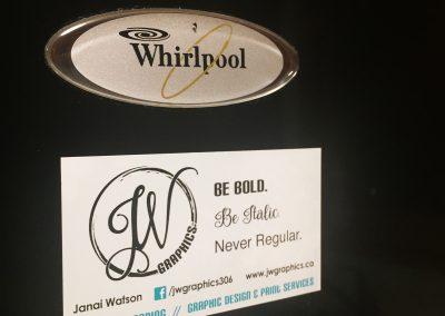 JW Graphics - Magnets
