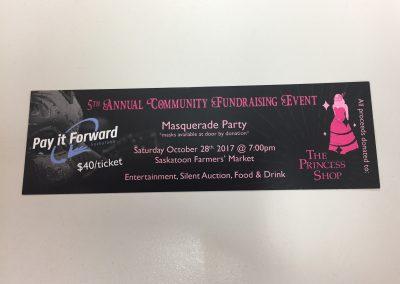 Pay It Forward Saskatoon - Event Tickets