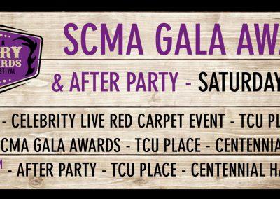 SCMA Awards - Tickets 2