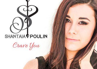 Shantaia Poulin - Single Release
