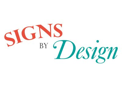 Signs by Designs - Custom Painted Wood Signs