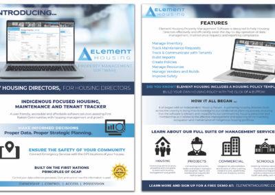Elements Housing - Intro Sheet