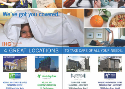 IHG - Magazine Ad